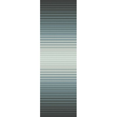 Laurette Teal Area Rug Rug Size: Rectangle 2 x 3