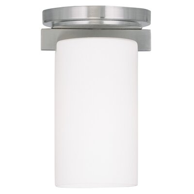 Addilyn Flush Mount Finish: Brushed Nickel