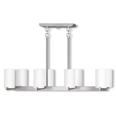 Addilyn 8-Light Drum Chandelier Finish: Brushed Nickel