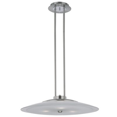 Renata 3-Light Bowl Pendant