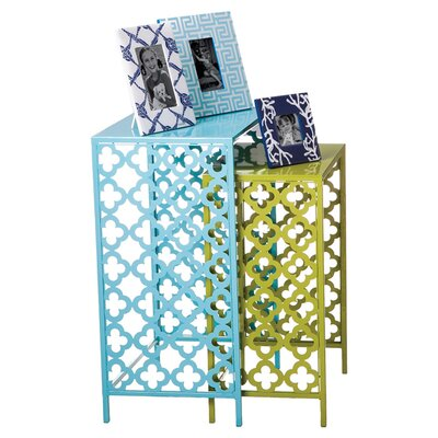 Asmus 2 Piece Nesting Tables