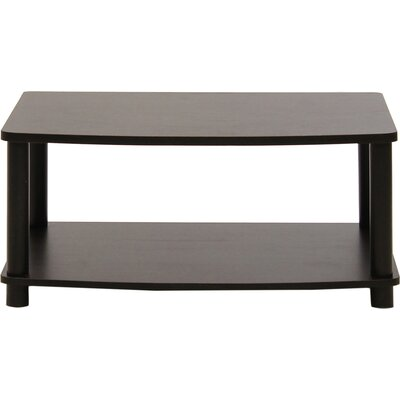 Christa 24 TV Stand Color: Espresso / Black