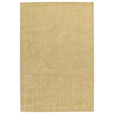 Allibert Hand-Loomed Sable Indoor/Outdoor Area Rug Rug Size: Rectangle 36 x 56