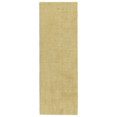 Doutzen Hand-Loomed Sable Indoor/Outdoor Area Rug Rug Size: Runner 2 x 6