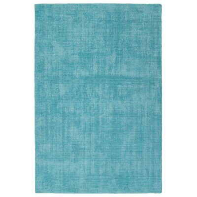 Taliyah Hand-Loomed Spa Indoor/Outdoor Area Rug Rug Size: 2 x 3