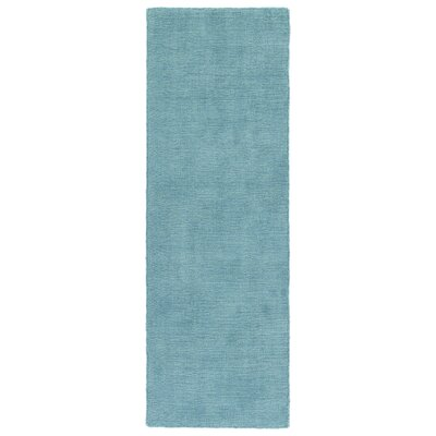 Taliyah Hand-Loomed Spa Indoor/Outdoor Area Rug Rug Size: Runner 2 x 6