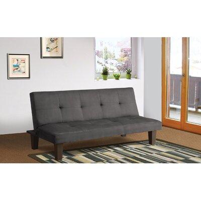 Colin Convertible Sofa Finish: Gray