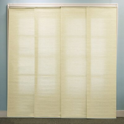 Sliding Panel Vertical Blind Color: Kansas Nature