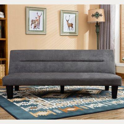 Everleigh Convertible Sofa Upholstery : Gray