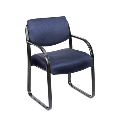Annalee Guest Chair Color: Blue