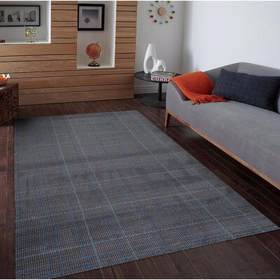 Emmaline Gray Indoor/Outdoor Area Rug Rug Size: 5 x 7