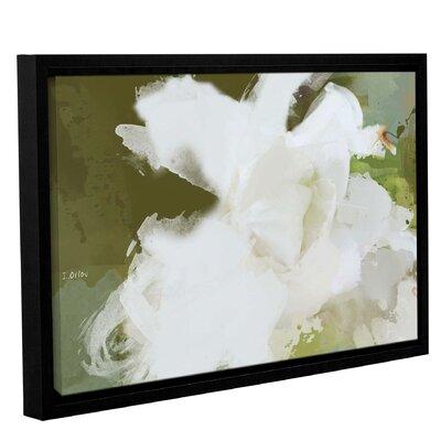 'My World Is Beautiful' Framed Print on Canvas IVBX1181 40999614