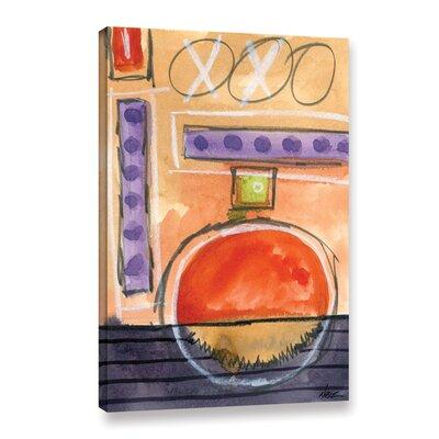 'Eau de l'Orange' Print on Canvas Size: 12