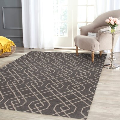 Penny Gray Area Rug Rug Size: Rectangle 710 x 102