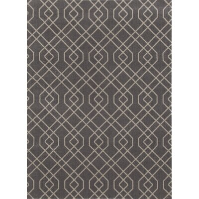 Penny Gray Area Rug Rug Size: 9 x 12