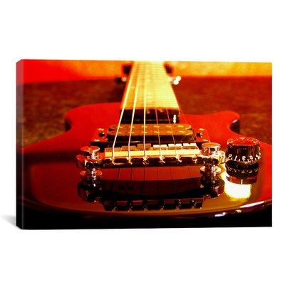 Electric Guitar Photographic Print on Canvas ESTW1342 40956589