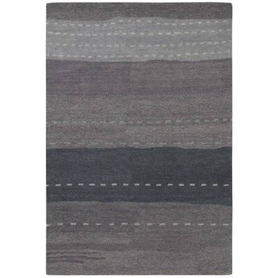 Cora Hand-Woven Brown Area Rug Rug Size: Rectangle 56 x 8