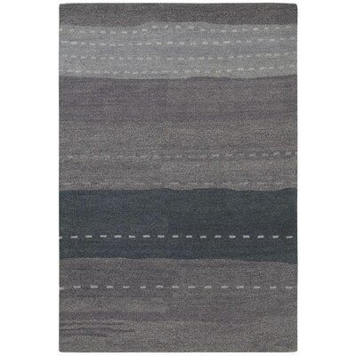 Cora Hand-Woven Brown Area Rug Rug Size: Runner 26 x 86