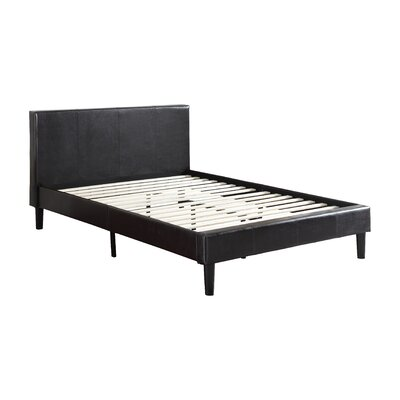 Ramon Upholstered Platform Bed Size: Queen