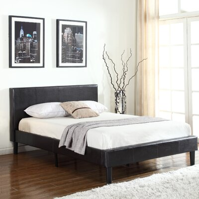 Ramon Upholstered Platform Bed Size: Full