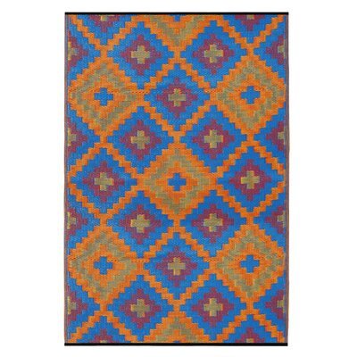 Reva Indoor/Outdoor Area Rug II Rug Size: 5 x 8