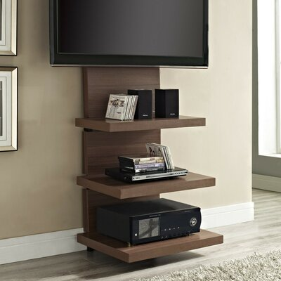 Kayla 24 TV Stand Color: Walnut