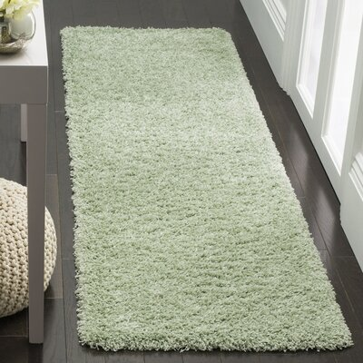 Combs Green Area Rug Rug Size: Rectangle 8 x 10