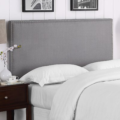 Kimberley Upholstered Panel Headboard Size: Full / Queen