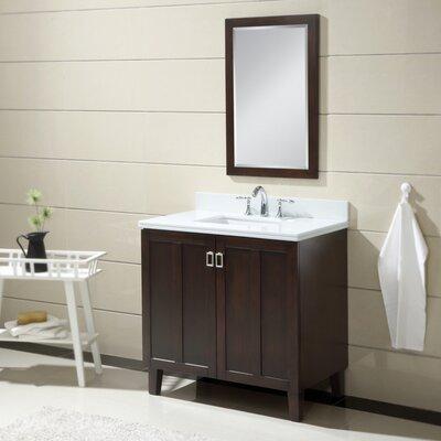 Larabee 36 Single Sink Bathroom Vanity Set