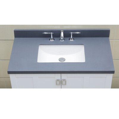Larabee 36 Single Sink Bathroom Vanity Set
