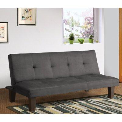 Chanler Convertible Sofa Finish: Gray