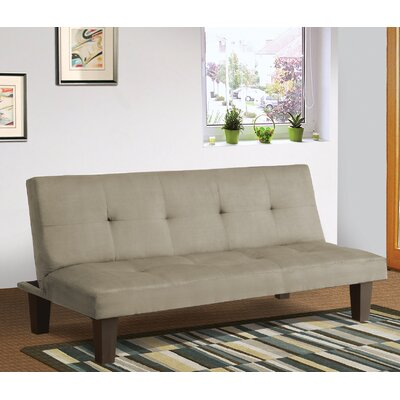 Chanler Convertible Sofa Finish: Taupe