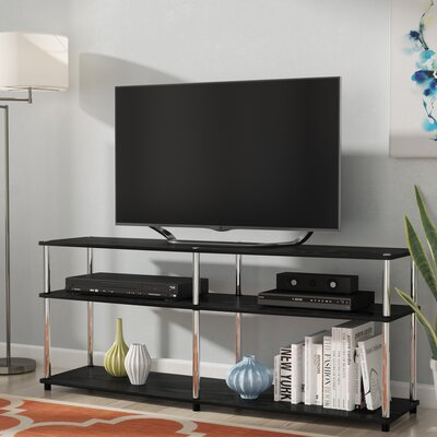 Edwin 59 TV Stand Color: Black