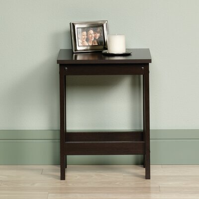 Gerardo End Table Finish: Espresso