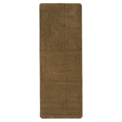 Bundinie Hill Bath Rug Size: Runner 22 x 8, Color: Camel