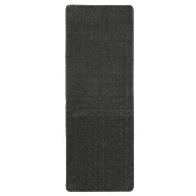 Bundinie Hill Bath Mat Rug Size: Runner 21 x 6, Color: Gray