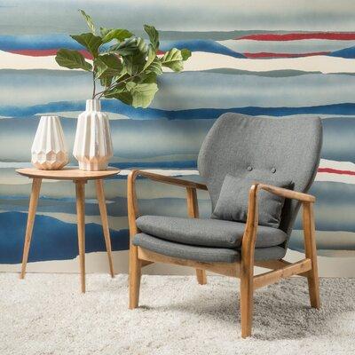 Andersen Armchair Upholstery: Grey