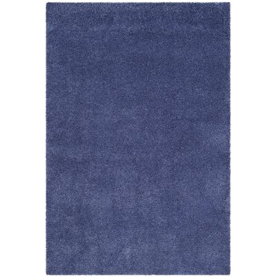 Enrique Periwinkle Area Rug Rug Size: Rectangle 53 x 76