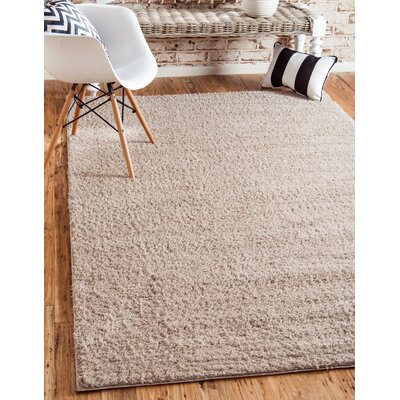 Woodrow Taupe Area Rug Rug Size: Rectangle 5 x 8