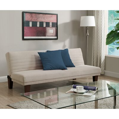 Bianca Convertible Sofa Upholstery: Tan