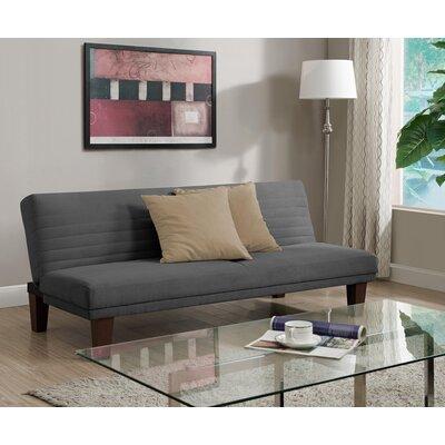 Bianca Convertible Sofa Upholstery: Gray