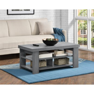 Viviene Coffee Table Color: Gray Oak