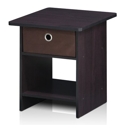 Lyle End Table Color: Dark Walnut