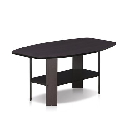 Latasha Simple Coffee Table Color: Dark Walnut