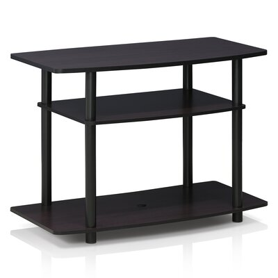 Paulina 32 TV Stand Color: Dark Walnut