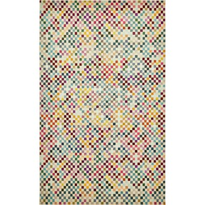 Chenango Yellow Area Rug Rug Size: Rectangle 8 x 10