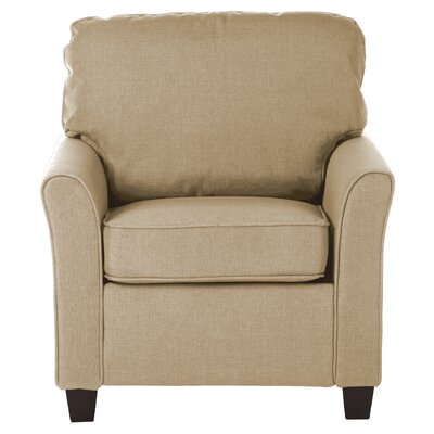 Hartell Armchair Upholstery: Wheat