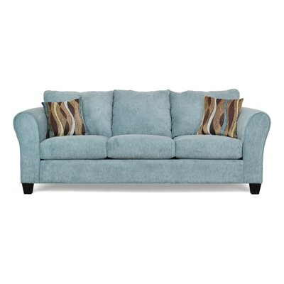 Fredericktown Sofa Upholstery: Wrigley Teal / Casino Teal
