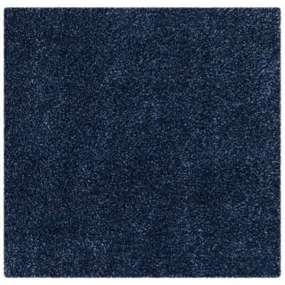 Starr Hill Navy Area Rug Rug Size: Square 86