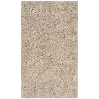 Wilder Beige Area Rug Rug Size: Rectangle 3 x 5